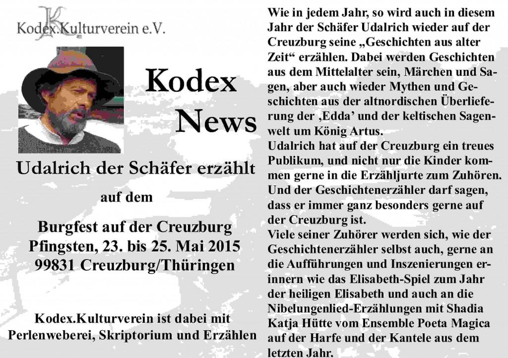Creuzburg 2015 Udalrich